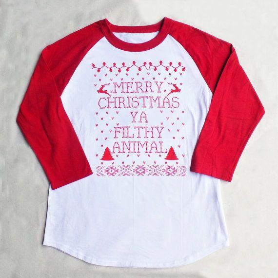 Sleeve Ugly Christmas Sweater Tshirt by CreateMoreSleepLess, $18