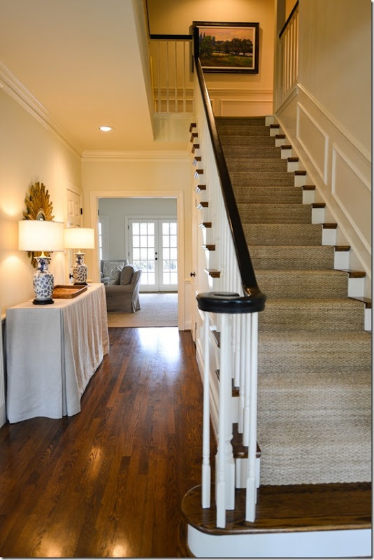 Best The Seagrass Runner On The Stairs Design Idea Pinterest 400 x 300