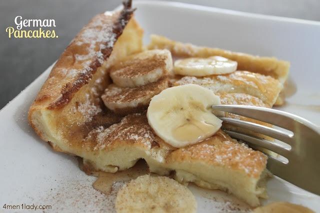 German Pancakes. | Breakfast | Pinterest