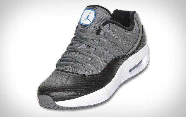 Mens Air Jordan Comfort Max 11 All Air Cushion White Bl shoes