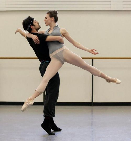 Tiler Peck And Robert Fairchild Ballet Dance Pinterest