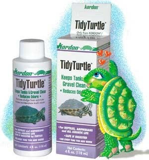 Kordon oasis tidy turtle 4 oztidy turtle keeps turtle bowls tanks
