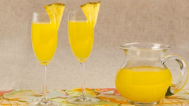 Pineapple Mimosa - Recipes - Best Recipes Ever