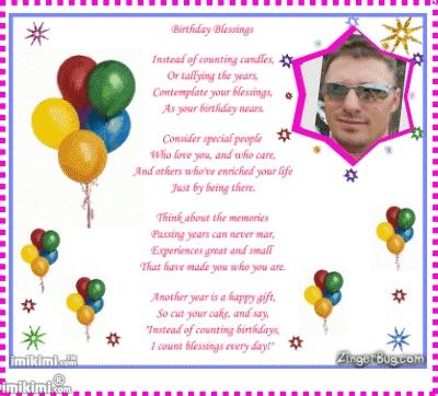 Happy Birthday, Thomas, we love you | Barbara's Beat blog | Pinterest