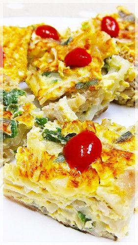 Easy Niratama (Chinese Chives Omelette) | Recipe