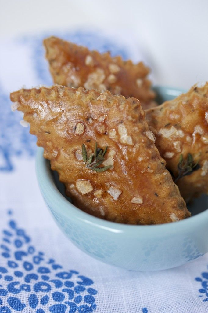Thyme-and-Sea-Salt-Crackers by Emma Roberts