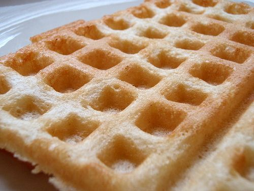 Waffle of Insane Greatness (courtesy of the Food Network and Aretha ...