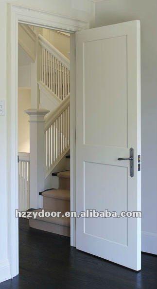 Two panel shaker interior doors dream home pinterest - Interior shaker doors panel ...