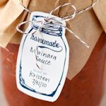 (canning labels)
