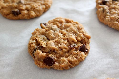 oatmeal raisin chocolate chip cookies | Supper Club | Pinterest