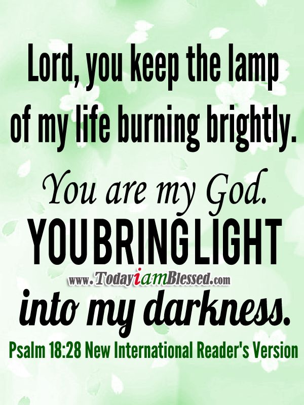 unlighted lamps quotes