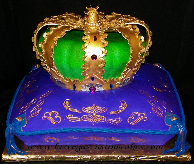 Cake With Crown On It : crown cake name Birthday Ideas Pinterest