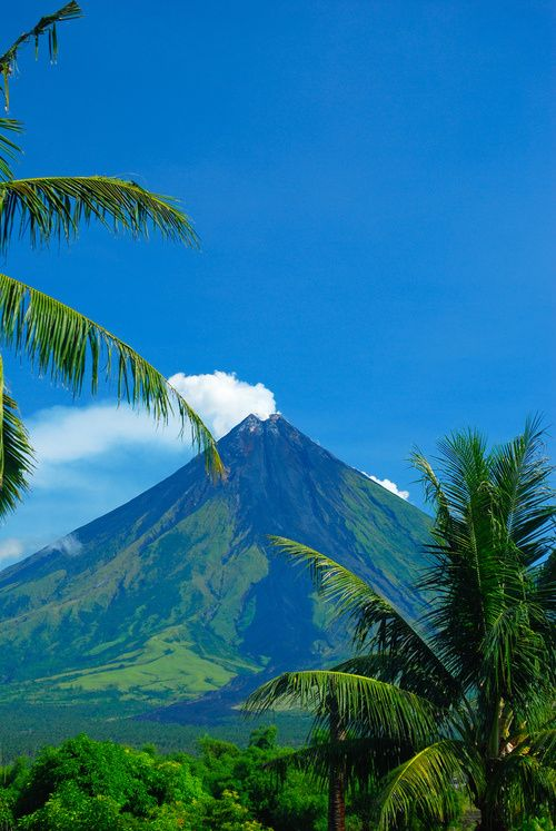 Mayon Volcano The Philippines Philippines Pinterest