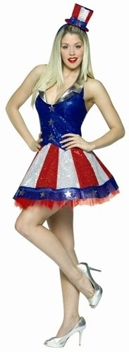 4th of july costume accessories