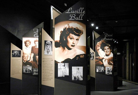Lucille Ball, Jamestown NY