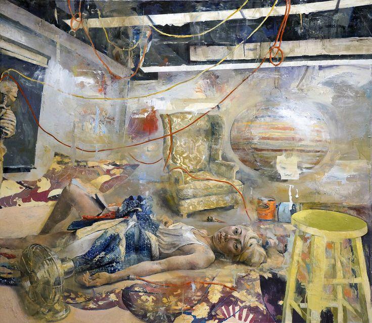 Kent Williams Studio