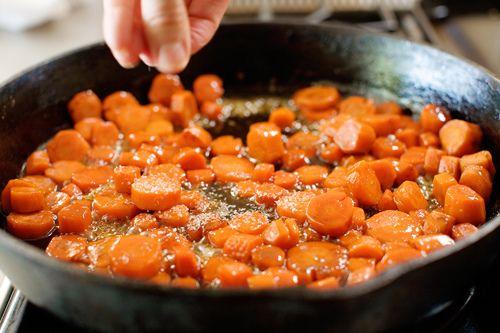 Whiskey-Glazed Carrots | Recipe