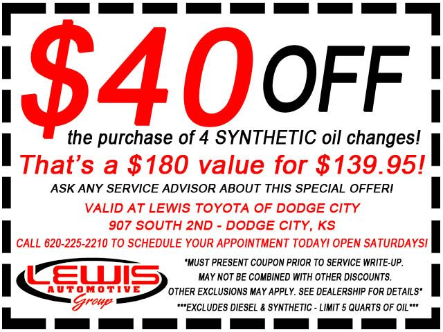 Synthetic oil change coupon 2017 2018 best cars reviews for Synthetic motor oil change schedule