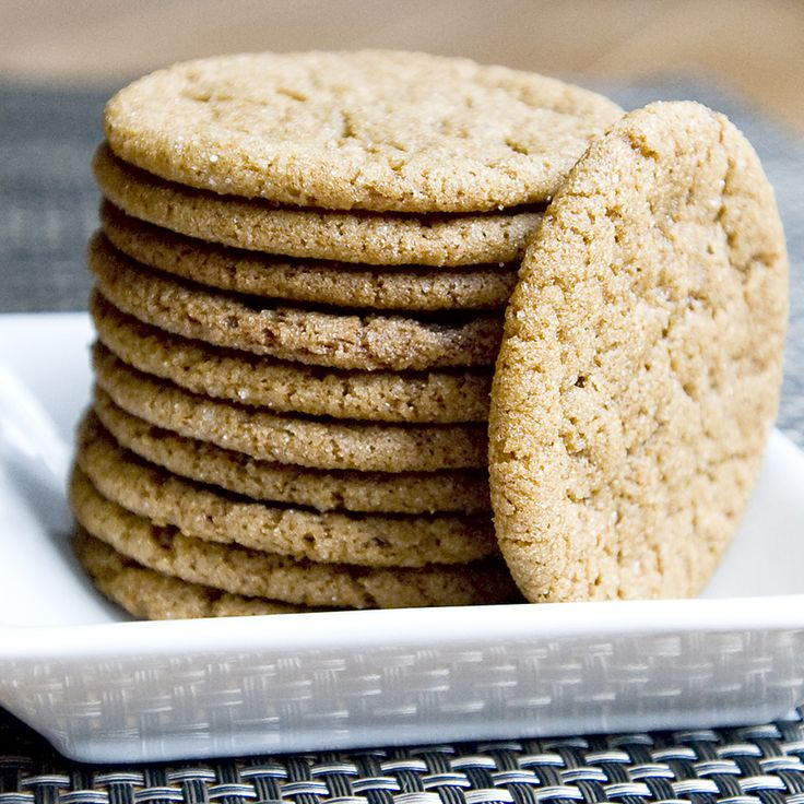 Chewy Molasses Spice Cookies   Tasty Kitchen. I've made these several ...
