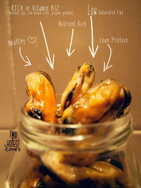 mussels recipe by Two Honest Truths. First time dehydrating mussels ...