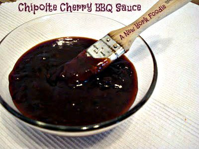 Chipotle-Cherry Barbecue Sauce | SAUCES,DIPS,MARINADES | Pinterest