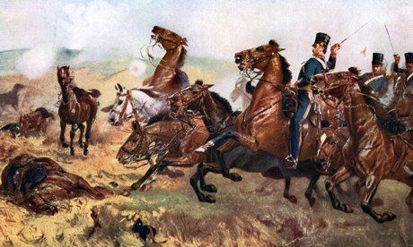 Poem of the week: The Charge of the Light Brigade by Alfred Tennyson