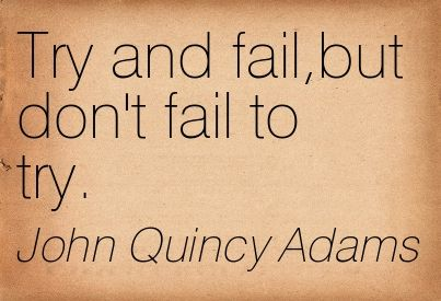the failures and success in the life of john quincy adams John adams faced several problems while he was president for the first time, we had political parties in an election thus, while adams won, he had political opposition what failures occurred during john f kennedy's presidency.