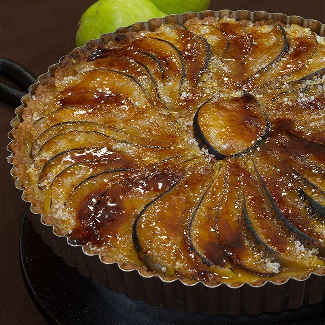 Caramel Pear Tarts Recipes — Dishmaps
