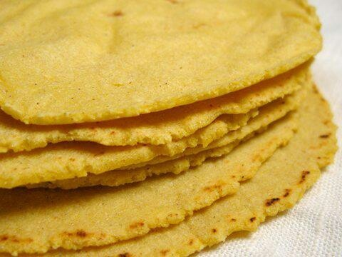 Homemade Texas Corn Tortillas | Breads and loafs | Pinterest