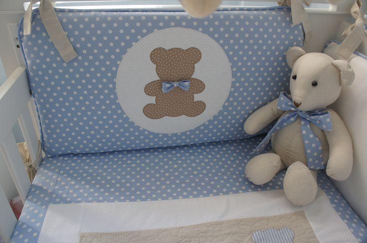 Kit Berço para decorar quarto de bebê46