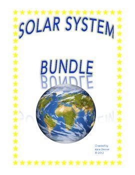 teaching 4th grade solar system - photo #27