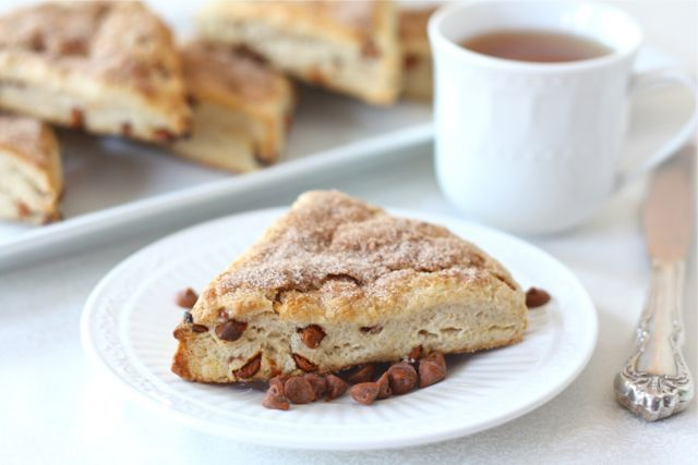 Love cinnamon. Love scones. Sweet. Cinnamon Scones Recipe | Scone ...