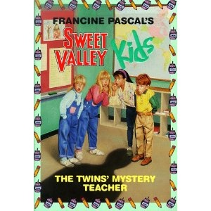 The twins mystery teacher sweet valley kids no 3 francine pascal