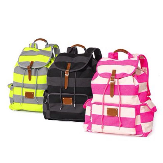 vs pink backpacks pink