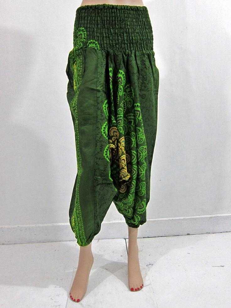 Beautiful Vintage Levi Strauss Pants Dark Forest Green Slacks Trousers Great