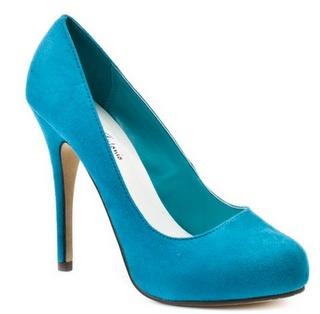 Aqua Heels!
