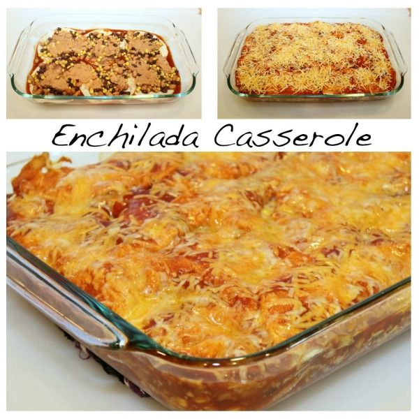 This page contains enchilada casserole recipes. Chicken, cheese, beef ...
