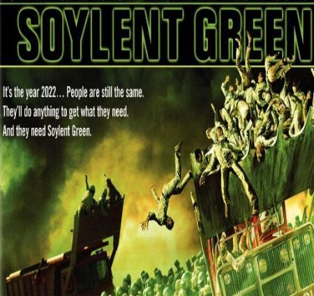 Soylent green i remember pinterest for Soylent green is people