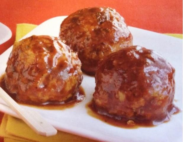 Barbecue Meatballs   Meatballs   Pinterest