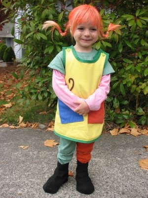 Pippi longstocking this is what kamryn is going to be for halloween