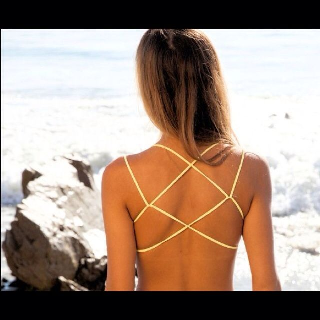 Swimsuit with the cutest back ever
