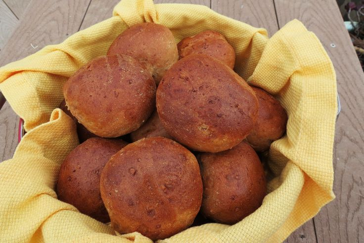 Whole Wheat Dinner Rolls | Baking Recipes | Pinterest