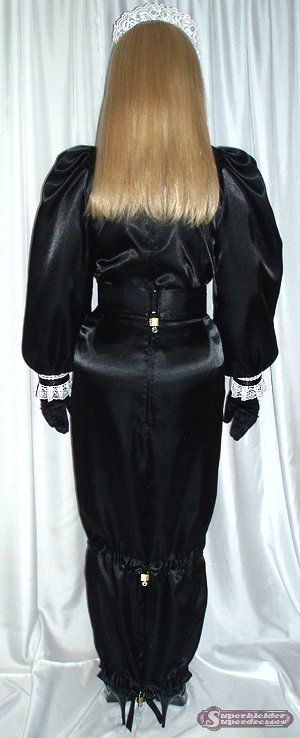Locking Hobble Skirt 21