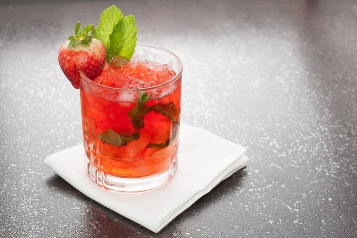 Want another recipe to make use of that Strawberry-infused Bourbon we ...