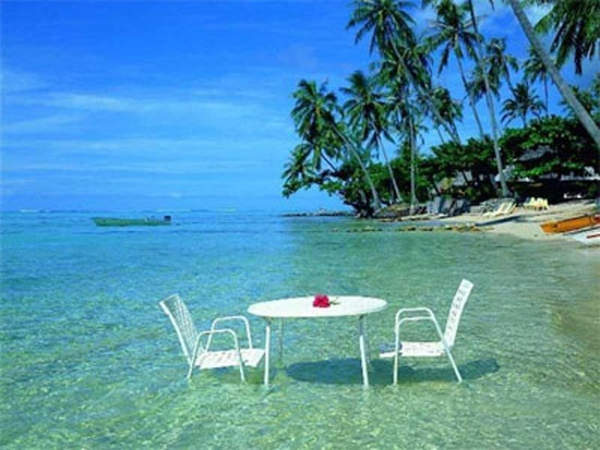 Table for two in Key West!