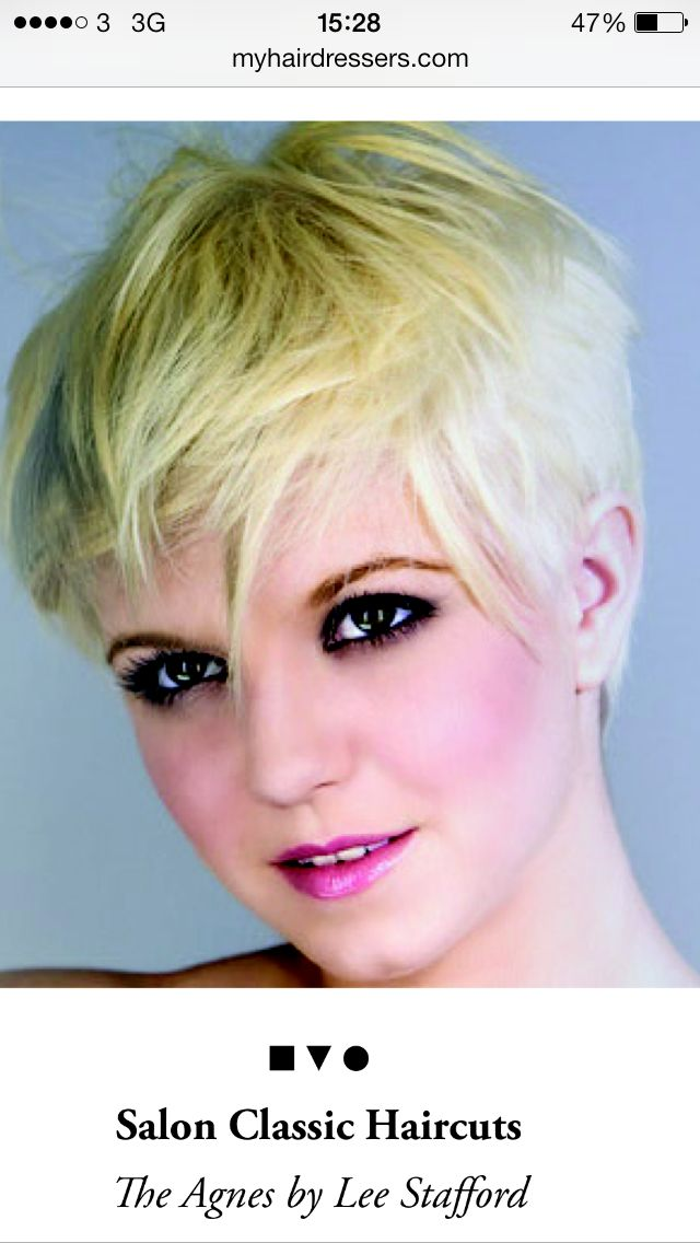 The Agnes | short hairstyles | Pinterest