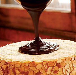 Two simple ingredients = divine result... Chocolate Ganache - from ...