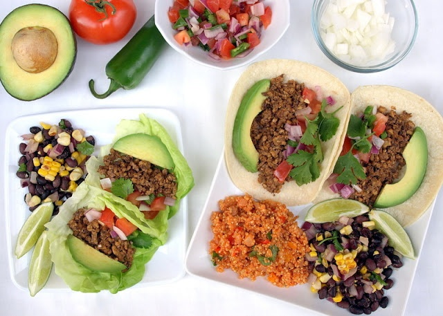 Pin by Rebecca Brammer-Shlay on Mexican-style food - vegan and gluten ...
