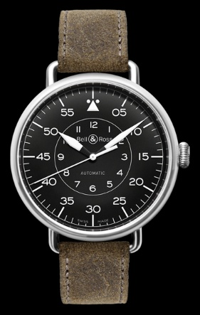 Bell & Ross: WW1-92 Military Watch.  This might be the most beautiful watch in the world. At $3,300, it doesn't come cheap, but these guys have created top quality, vintage watches that will never go out of style.