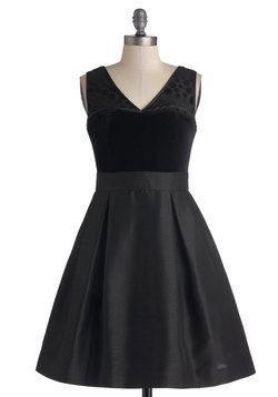 Lass of Luxury Dress, #ModCloth